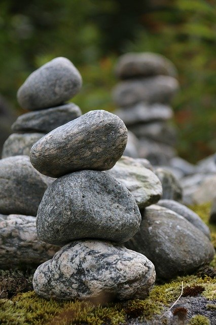 Pile of stones Simple Body Snatching Prevention