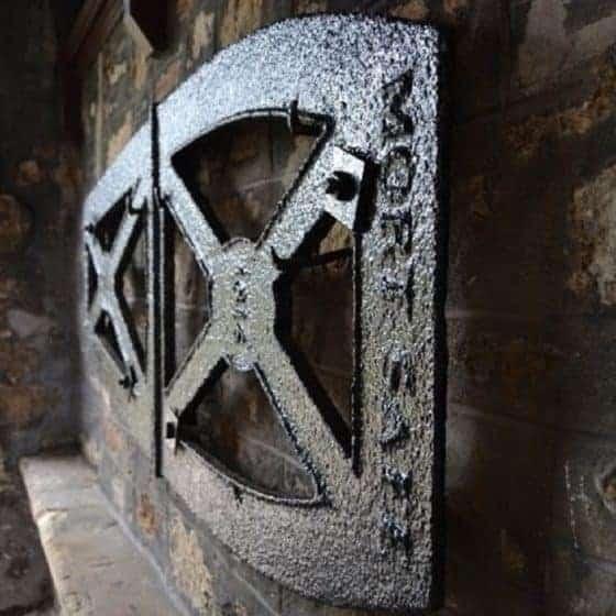 Iron Mortsafe Ayr Auld Kirk, Ayrshire