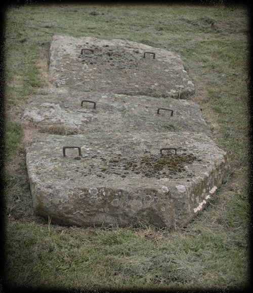 Gullane Mortstone East Lothian