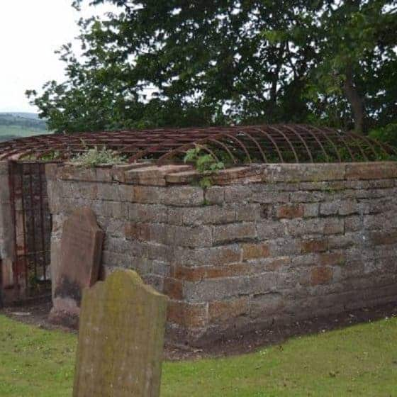 Caged Lair Dunbar East Lothian