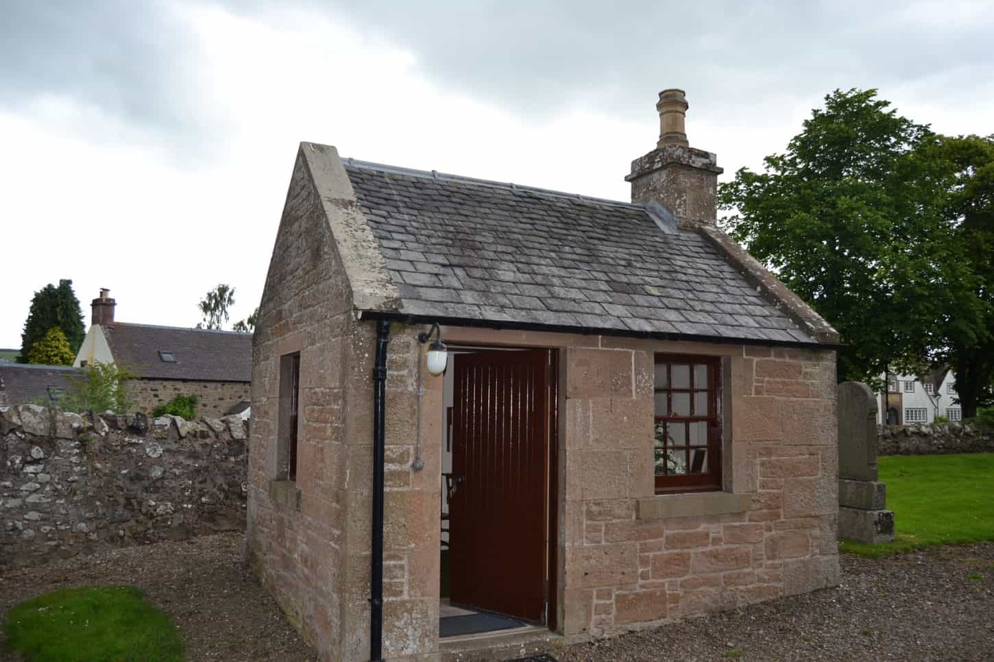 Forteviot Watch House Perthshire Scotland