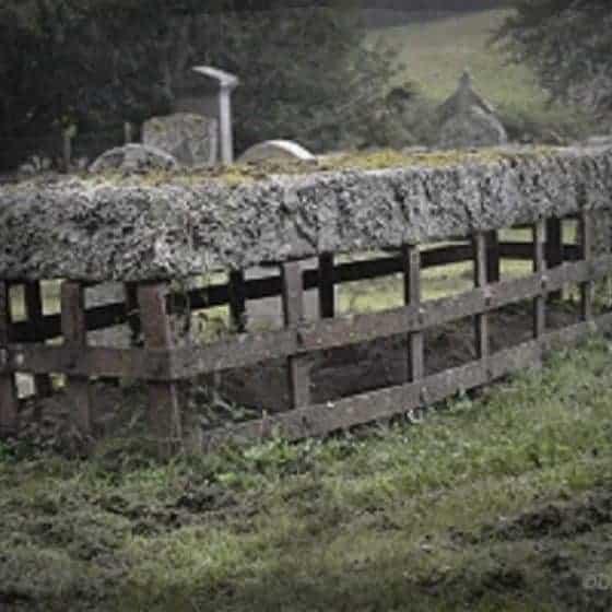 Cluny Mortsafe Aberdeenshire