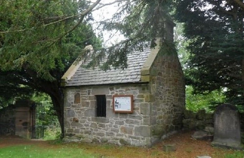 Watch House at Old Pentland Midlothian