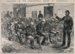 The Tedious Job Of Oakum Picking In A Victorian Prison