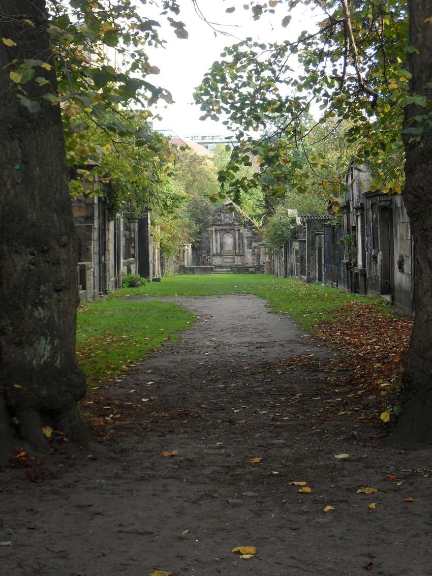 Covenanters Prison Greyfriars Edinburgh Scotland