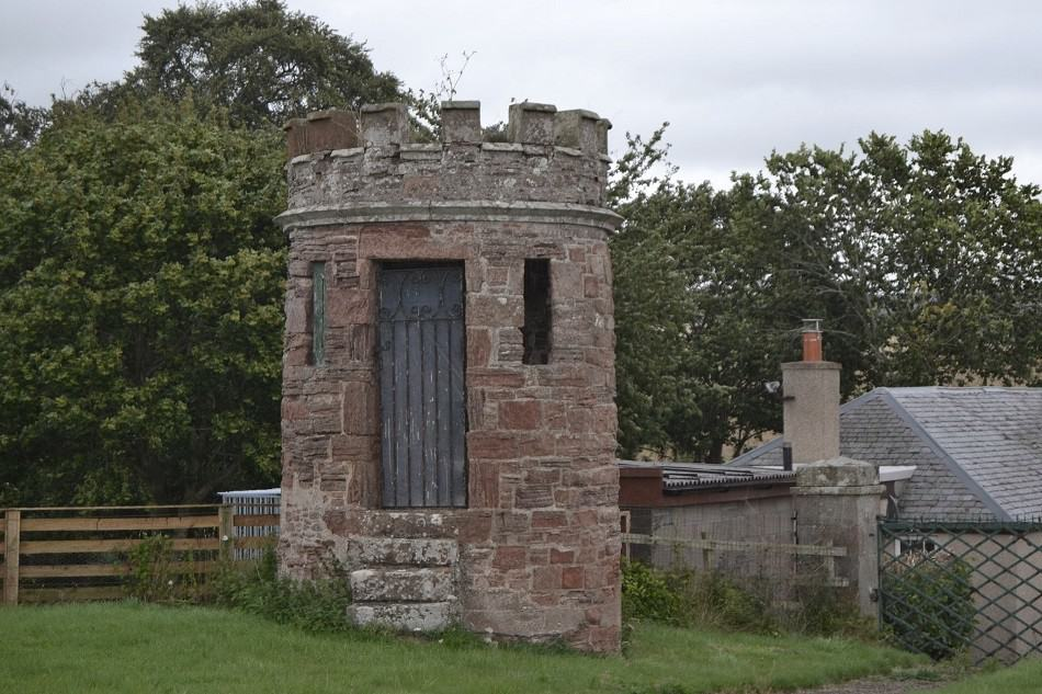 Eckford Watchtower Scottish Borders