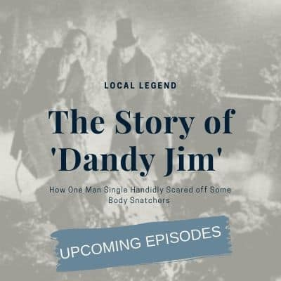 The Story of Dandy Jim Eckford Parish Kirk Scottish Borders