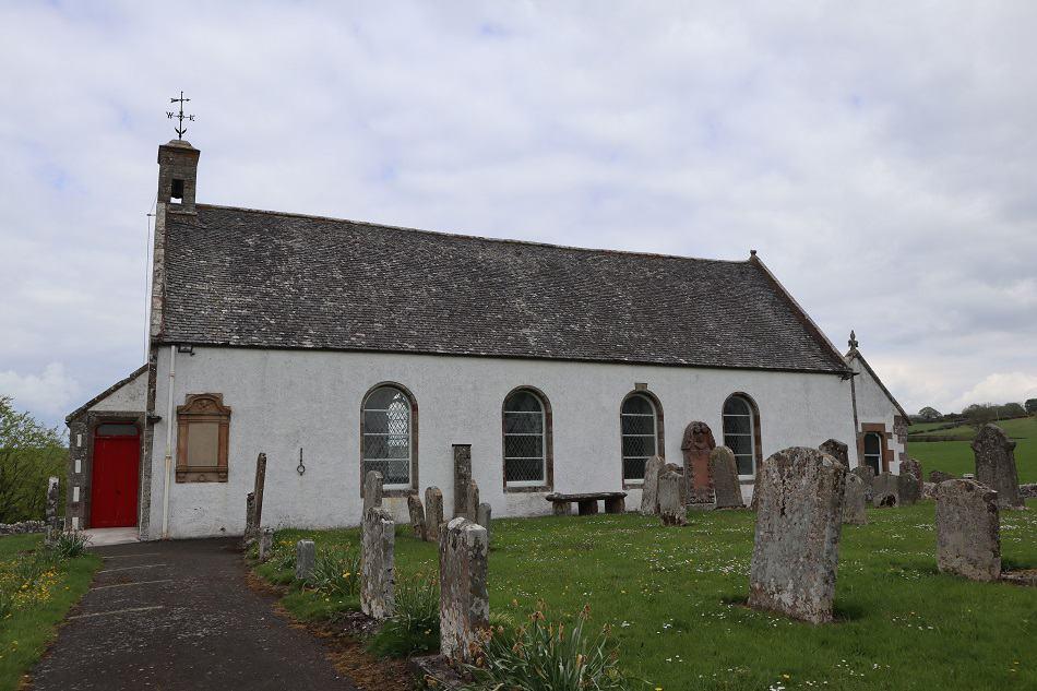 Oxnam Parish Kirk, Scottish Borders