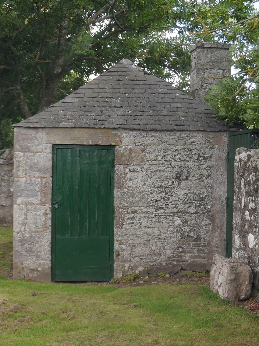 Oxnam Watch House, Scottish Borders