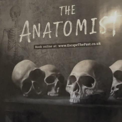 Edinburgh's Escape The Past: The Anatomist