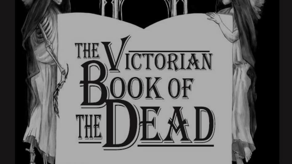 Cover of Victorain Book of the Dead  by Chris Woodyard