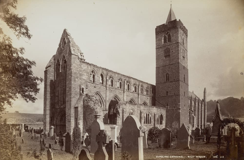The Hidden History Of Dunblane Cathedral